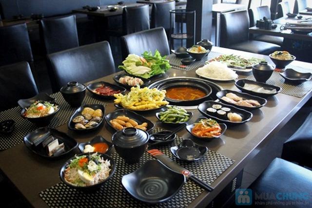 Set ăn Nhật Bản phong phú dành cho 4 người tại Nhà hàng Sumo Boy - Chỉ 435.000đ - 3