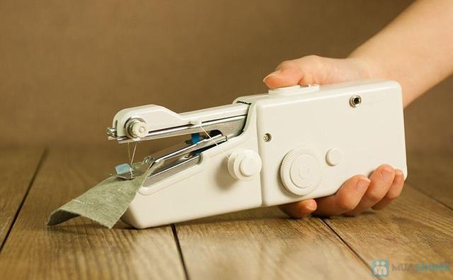 Máy khâu cầm tay chạy bằng pin Handy Stitch - 5