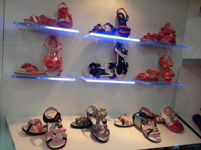voucher mua giầy dép cho bé tại hệ thống siêu thị mẹ và bé Mr Baby - 3