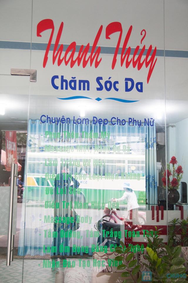 Dịch vụ tắm trắng da toàn thân bằng thuốc bắc tại Chăm sóc da Thanh Thủy - Chỉ 220.000 - 9