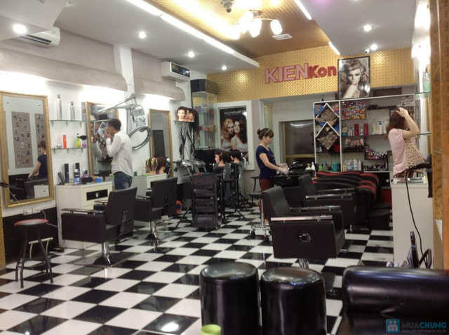 Gói làm tóc tại Kiên Kon Hair Salon - 4
