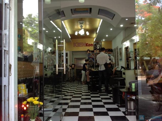 Gói làm tóc tại Kiên Kon Hair Salon - 2
