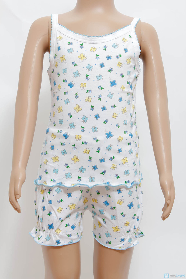 Combo 2 bộ quần áo xinh xắn cho bé gái - 1