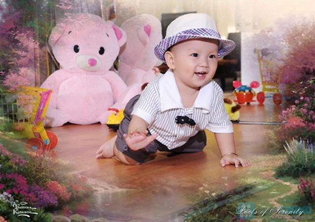DV chụp ảnh cho bé tại Studio HD - 13