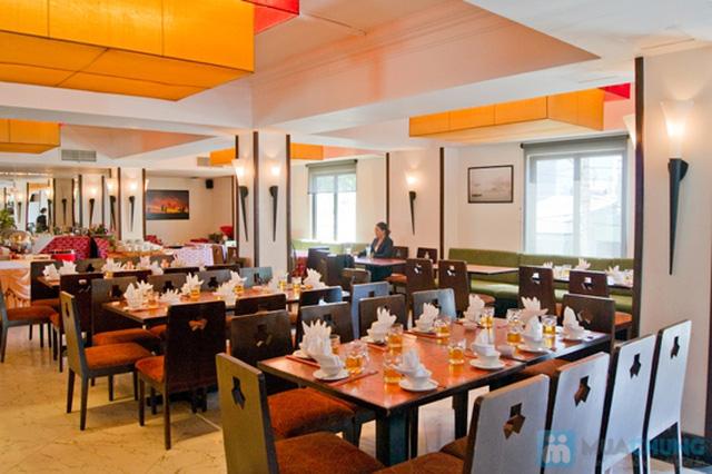 Nghỉ phòng Superior tại Khách sạn Kiều Anh Vũng Tàu, miễn phí Buffet sáng và Ăn tối (hoặc ăn trưa). Ưu đãi hấp dẫn chỉ 548.000đ/đêm - 12