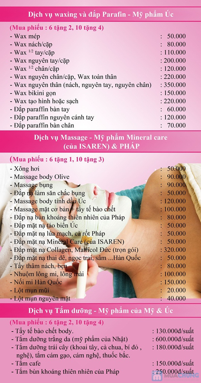Wax bikini tại Spa Thanh Hà - Chỉ 112.000đ - 1