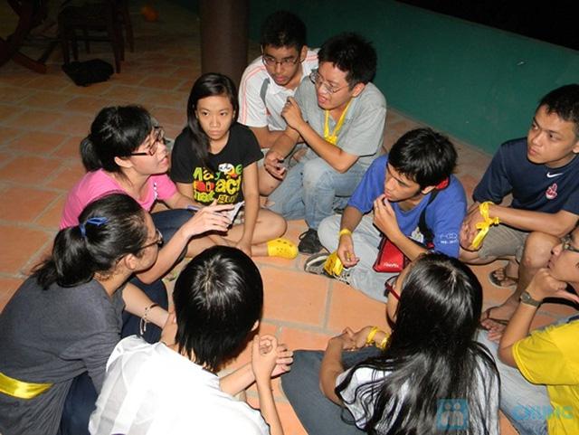 2 ngày tham gia hội trại giao lưu dã ngoại với người nước ngoài tại Khu du lich sinh thái BÒ CẠp VÀNG - 3