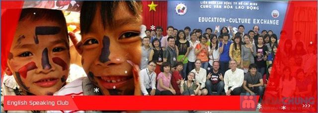 2 ngày tham gia hội trại giao lưu dã ngoại với người nước ngoài tại Khu du lich sinh thái BÒ CẠp VÀNG - 6
