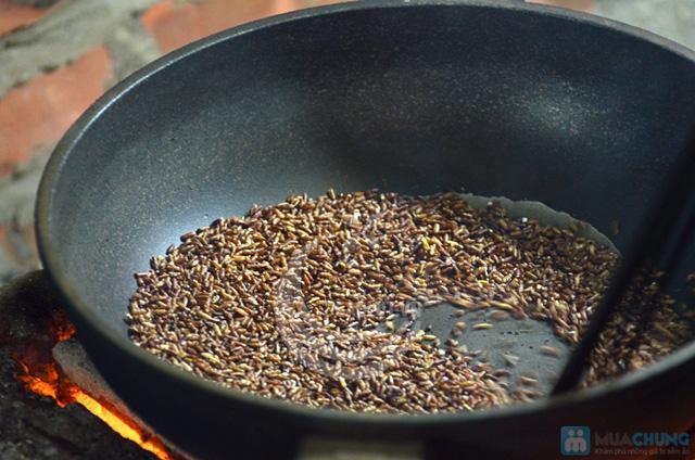 Gạo nếp đỏ - 5