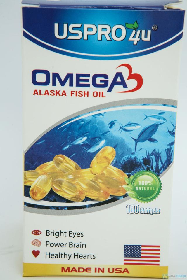 TPCN Omega3 lọ 100v nhập khẩu Mỹ - 7