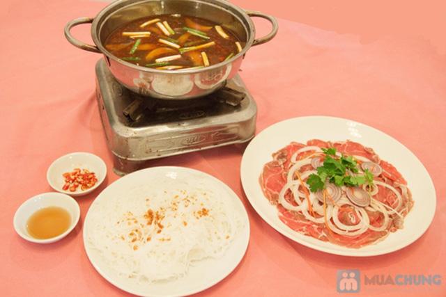 Set ăn 7 món dành cho 4- 5 người tại Nhà Hàng Vietheritage - Chỉ 375.000đ - 16