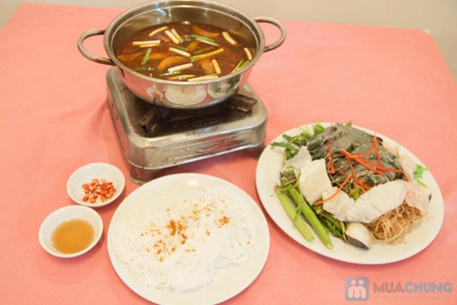Set ăn 7 món dành cho 4- 5 người tại Nhà Hàng Vietheritage - Chỉ 375.000đ - 15