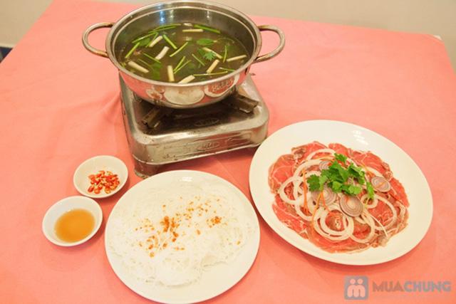 Set ăn 7 món dành cho 4- 5 người tại Nhà Hàng Vietheritage - Chỉ 375.000đ - 13