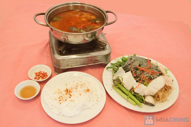 Set ăn 7 món dành cho 4- 5 người tại Nhà Hàng Vietheritage - Chỉ 375.000đ - 11