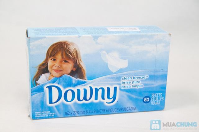 Giấy thơm quần áo tẩm hương Downy - Chỉ 115.000đ/01 hộp - 1