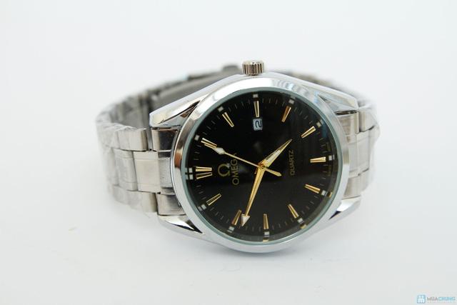 Sang trọng, tinh tế, với đồng hồ nam Omega - 5