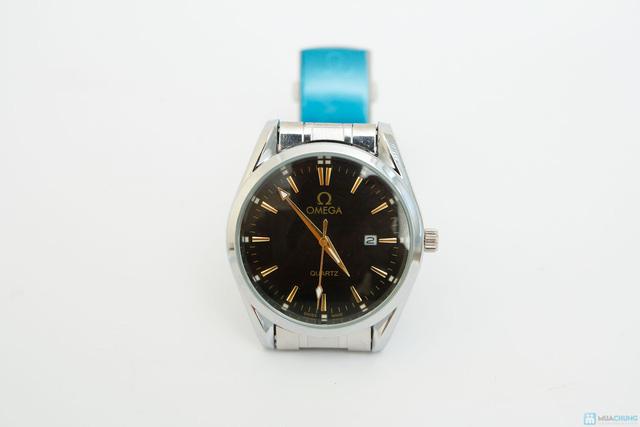 Sang trọng, tinh tế, với đồng hồ nam Omega - 6