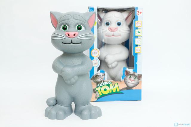 Mèo tom biết nói - đồ chơi thông minh cho bé - deal bán toàn mua chung - 2