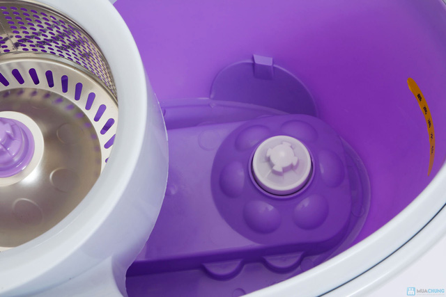Cây lau nhà 360 độ Easy Mop lồng Inox cao cấp - 9