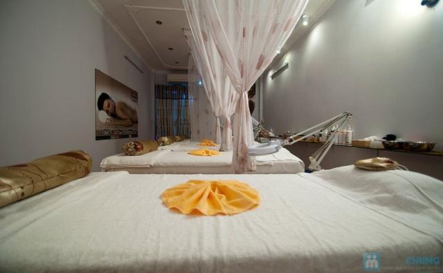 Gói tắm trắng toàn thân và mặt công nghệ Hàn Quốc tại Lee Wedding & Spa - 15