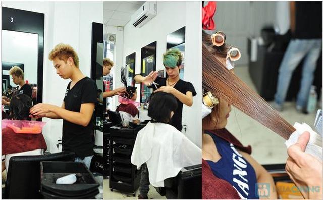 Trọn gói làm tóc tại Viện tạo mẫu tóc Louis - 15