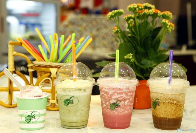 Cảm nhận hương vị nước trái cây tại Fresh Juice and Yogurt - 1