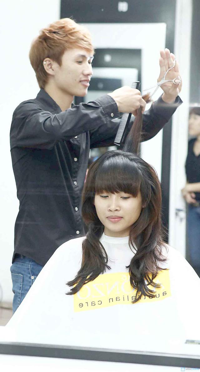 Trọn gói làm tóc tại Viện tạo mẫu tóc Louis - 6