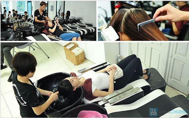 Trọn gói làm tóc tại Viện tạo mẫu tóc Louis - 14