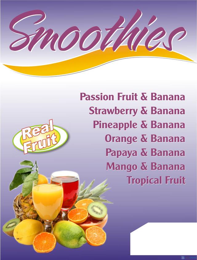 Cảm nhận hương vị nước trái cây tại Fresh Juice and Yogurt - 2