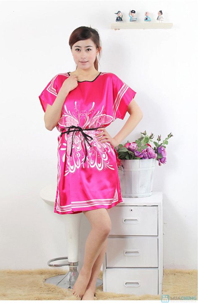 Trang nhã cùng đầm ngủ kiểu Nhật - 1