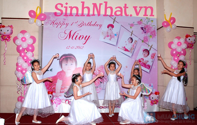 Tổ chức sinh nhật cho bé - 1