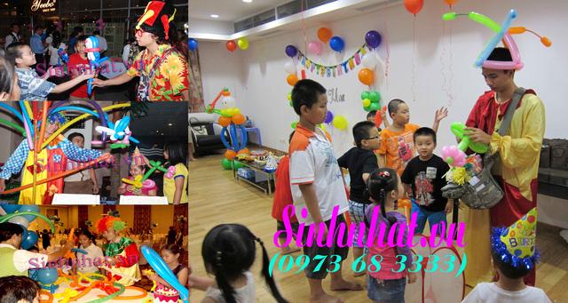 Tổ chức sinh nhật cho bé - 5