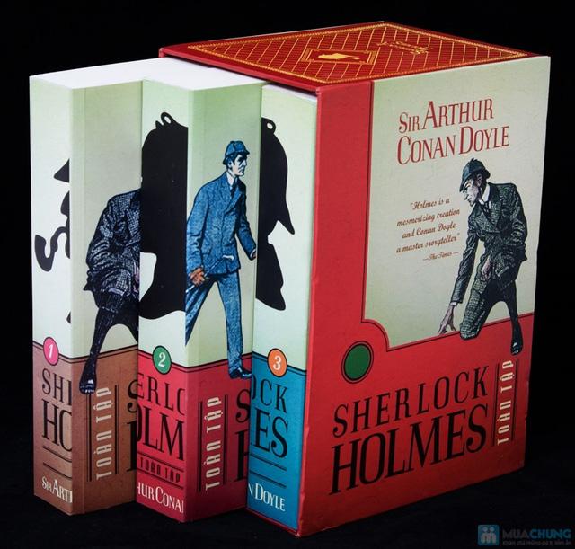 Toàn tập Sherlock Homles – Bộ 3 cuốn. Chỉ với 177.000đ - 1