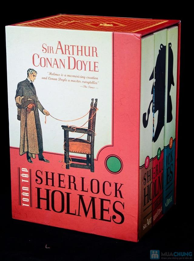 Toàn tập Sherlock Homles – Bộ 3 cuốn. Chỉ với 177.000đ - 3