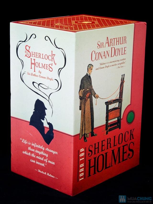 Toàn tập Sherlock Homles – Bộ 3 cuốn. Chỉ với 177.000đ - 4