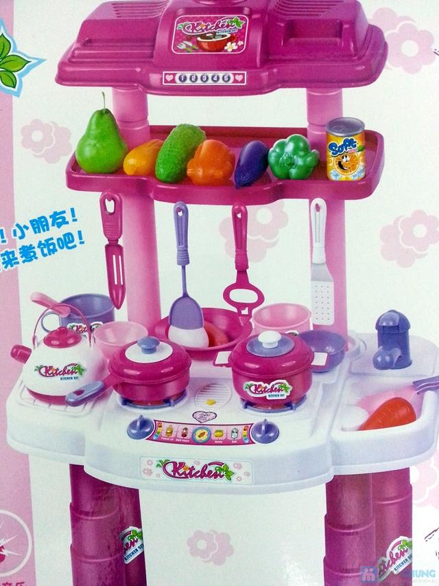 Bộ đồ chơi nấu ăn hiện đại cho bé - món quà tết Trung thu ý nghĩa - 1