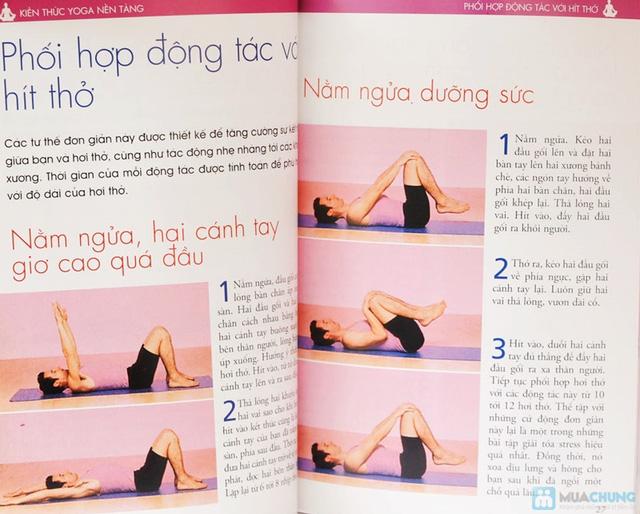 Yoga giảm stress + Yoga cho khuôn mặt đẹp. Chỉ với 90.000đ - 14