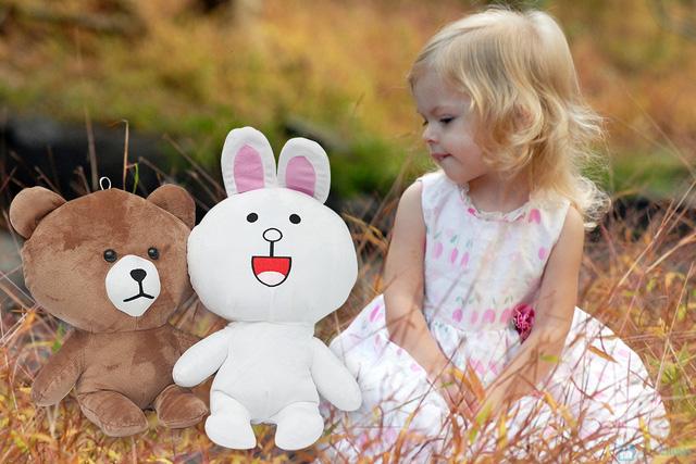 Thỏ cony và gấu brown - 5