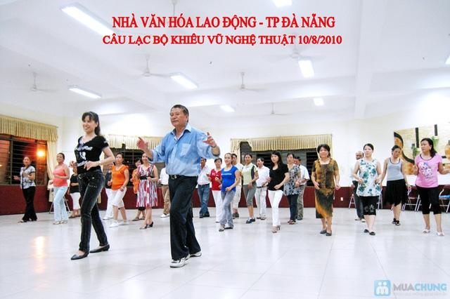 Khóa học Khiêu vũ giao tiếp hoặc Belly Dance (12 buổi) tại CLB Paris - Đà Nẵng - 4