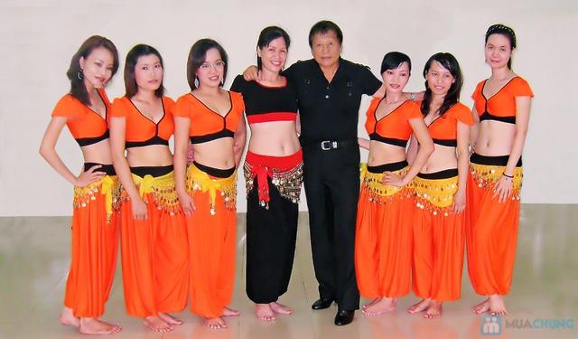 Khóa học Khiêu vũ giao tiếp hoặc Belly Dance (12 buổi) tại CLB Paris - Đà Nẵng - 8