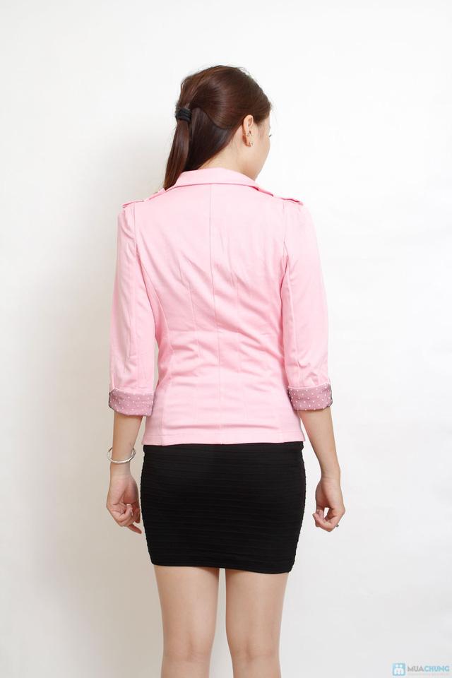 Áo vest điệu đà cho bạn gái - 3