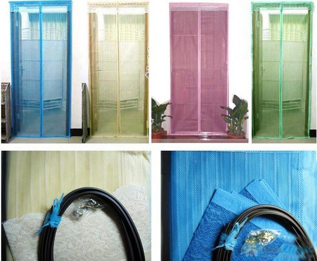 Combo 2 rèm cửa chống muỗi - 6