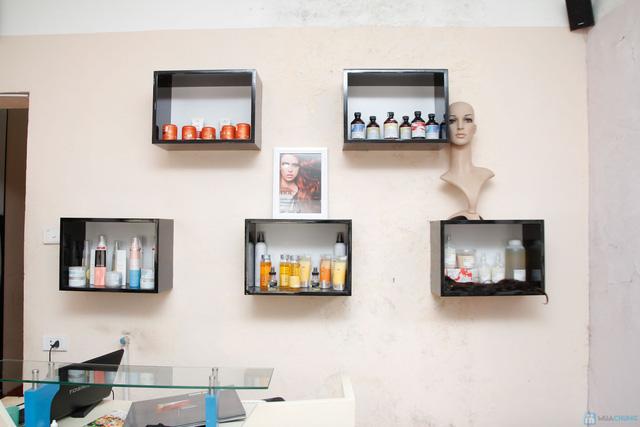 Dịch vụ Nối tóc bằng sợi Fiberglass tại H_Long Hair salon - 4