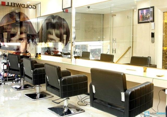 cắt uốn hoặc nhuộm hoặc ép tại sinh anh hair stylist - 13