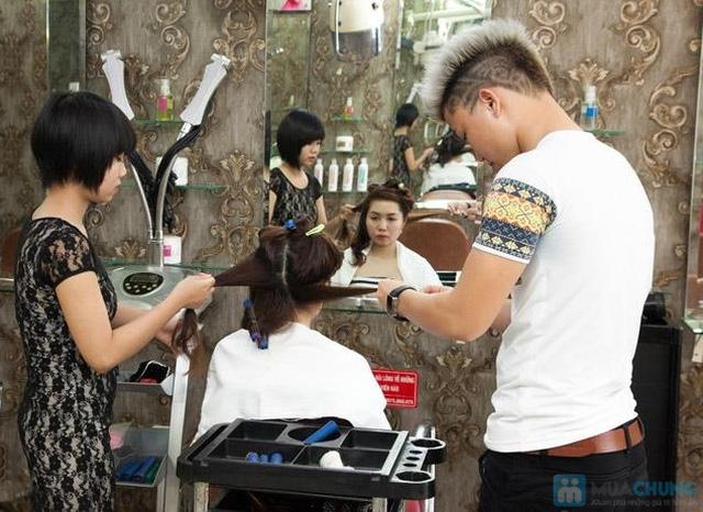 Trọn Gói 01 trong 05 gói dịch vụ tại Hair Salon Mắt Trần - 2