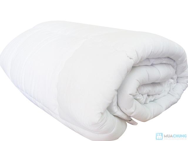 chăn bông ép korea hút chân ko siêu mềm mại ấm áp cho mùa đông - 1