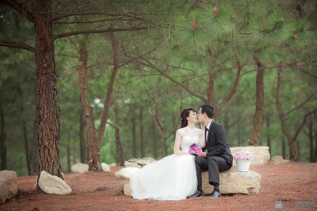 Chụp ảnh cưới tại Flamingo Đại Lải Resort  - 12