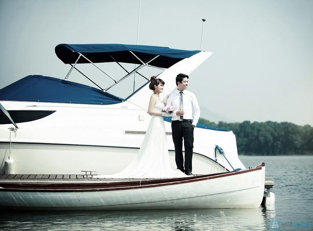 Chụp ảnh cưới tại Flamingo Đại Lải Resort  - 7