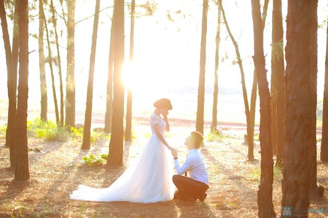 Chụp ảnh cưới tại Flamingo Đại Lải Resort  - 10