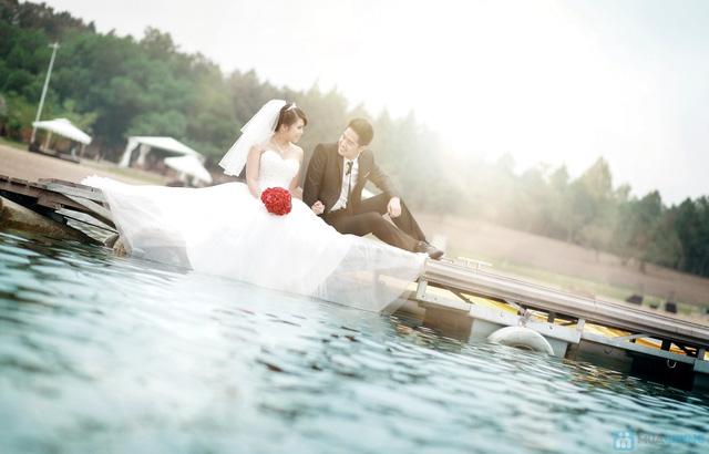 Chụp ảnh cưới tại Flamingo Đại Lải Resort  - 5